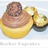 Rocher Cupcakes + Grundrezept
