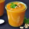 Karotten-Ingwer-Süppchen