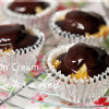[Sweet Cravings] Boston Cream Cupcakes