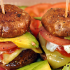 [Veggie & LowCarb] Champignon Burger
