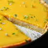 Orange & Thyme Cheesecake Tarte