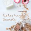 [Homemade] Kokos Mandel Granola