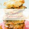 [Weihnachtsbäckerei] Feine Florentiner