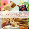 Meine Top 5 Frühstücksideen & Banana Mug Cake