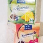 getrunken - Lord Nelson Ananas und Sauerkirsche