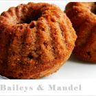 Baileys-Mandel Muffins / Gugelhüpfchen