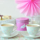 Selbstgemachter Frischkäse & Tea Time