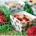 [Sweet Cravings] Strawberry Cream Cheese Muffins