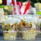 Klassischer Schichtsalat als Office Lunch Idea & eine Kochzeitschrift-Empfehlung