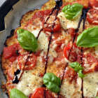 [Veggie & Low Carb] Blumenkohl Pizza Margherita