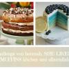 [Blogparade] Tiramisu-Ombre Cake