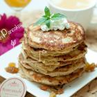 [FITNESS FRIDAY] Protein Pancakes mit Haferflocken & Hüttenkäse