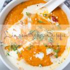 Heute gibt es Suppe! Cremige Linsen-Kokos Suppe und Karottensuppe mit Fenchel