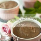 Herrlich schokoladige Bailey's Creme