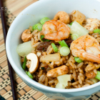 Thai-Food | Pineapple Fried Rice