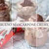 Kinder Bueno Mascarpone Creme