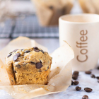 Buchempfehlung: Foodfotografie von Maria Panzer & Chocolate Chip Espresso Muffins