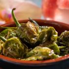 Einstimmung auf den Mallorca-Urlaub | Pimientos de Padron (Bratpaprika) & Melonensangria