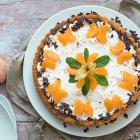 Schnellster Kuchen der Welt - 2 Minuten Schüttelkuchen mit Mandarinen