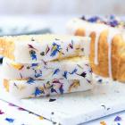 Super saftiger Zitronen-Mascarpone Kuchen