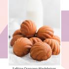 Saftige Orangen-Madeleines mit Schokolade