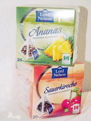 getrunken – Lord Nelson Ananas und Sauerkirsche