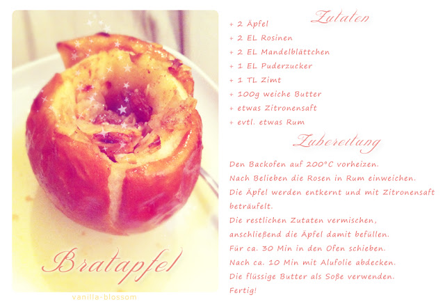 ~ Bratapfel ~