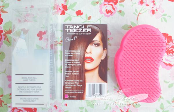 Tangle Teezer Mini-Review