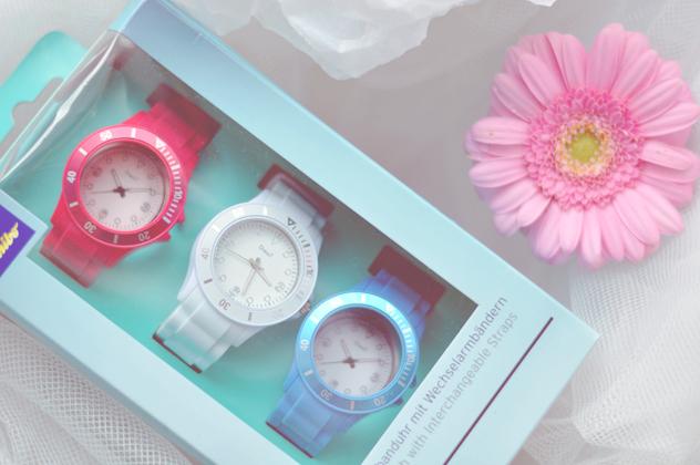 Kauftipp: Tchibo Armbanduhr