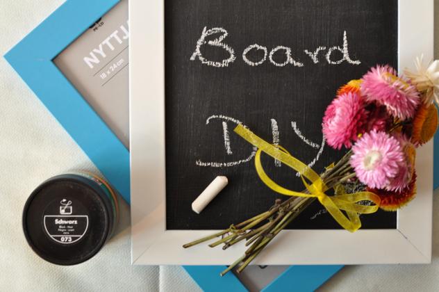diy: Chalk-Board