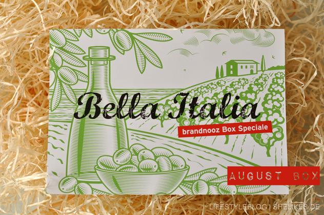 Brandnooz Box August 2012