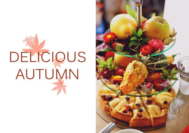 Delicious Autumn – Apfelkuchen