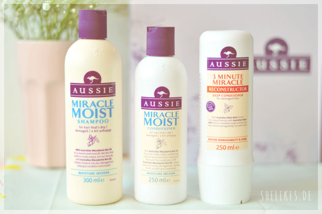 Aussie's Miracle Moist (Review)