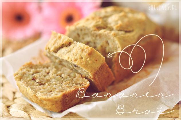 Bananenbrot | Banana Bread