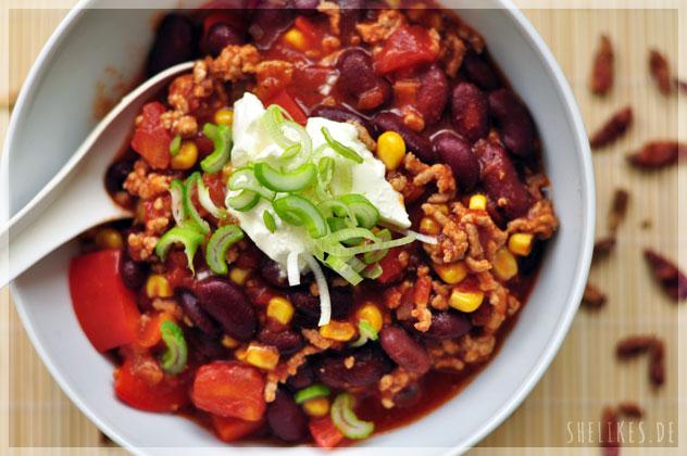 Classics: Chili con Carne