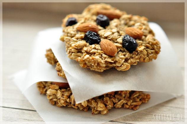 Healthy Breakfast / Fitness Cookies