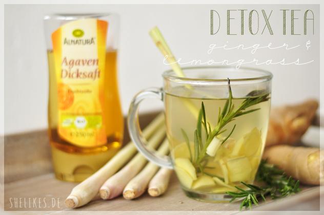 Detox Tea No. 1