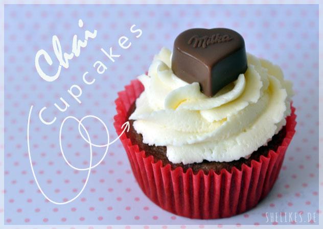 [Sweet Cravings] Chai Cupcakes