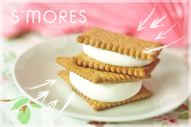 [Sweet Cravings] Microwave S'mores