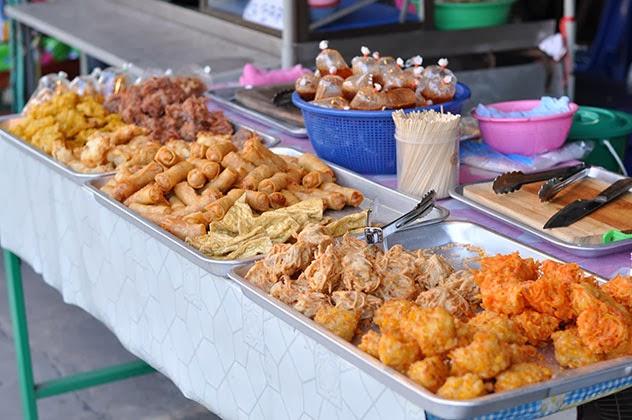Die ersten Tage in Bangkok