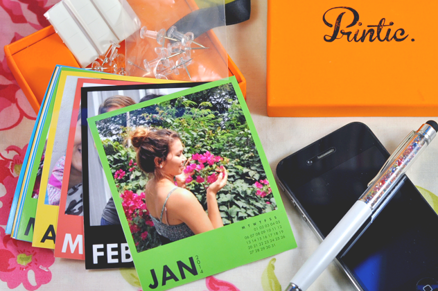 Mein neuer Polaroid-Kalender ❤