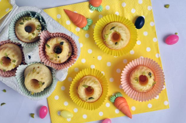 (Oster) – Brunch Ideen : Zitronen Gugl & #ichbacksmir