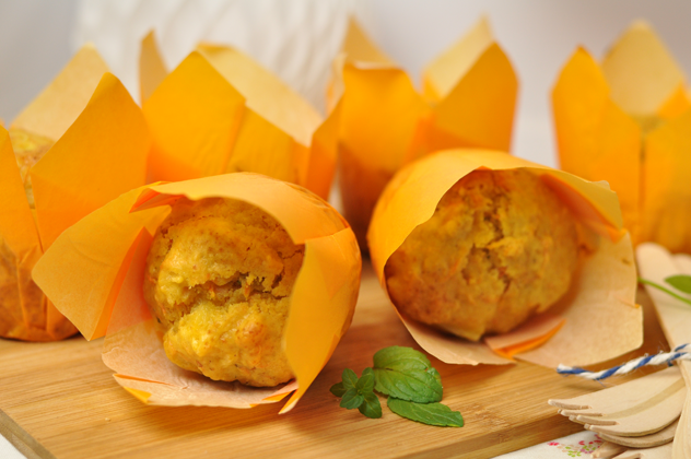 Die Suche geht weiter mit Ananas-Möhren-Muffins & Fashiola