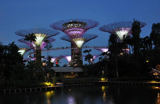 [Travel Diary Singapore] Gardens by the Bay