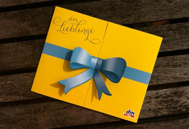 dm Lieblinge Box – Mai 2014