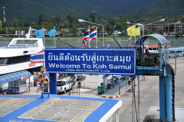 [Travel Diary Thailand] Koh Samui Teil 1 : Anreise, Bungalow & Essen