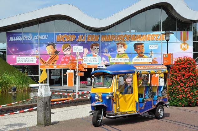 [Travel  Diary Holland] Miniaturwunderland Madurodam