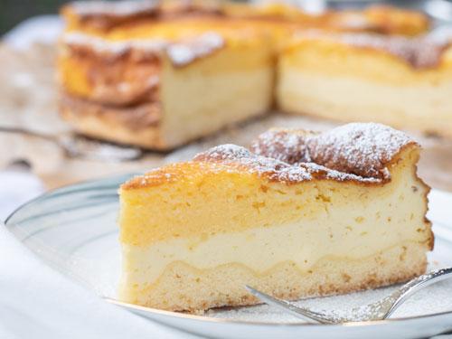 [Cake Classics] Sächsische Eierschecke – verbesserte Rezeptur