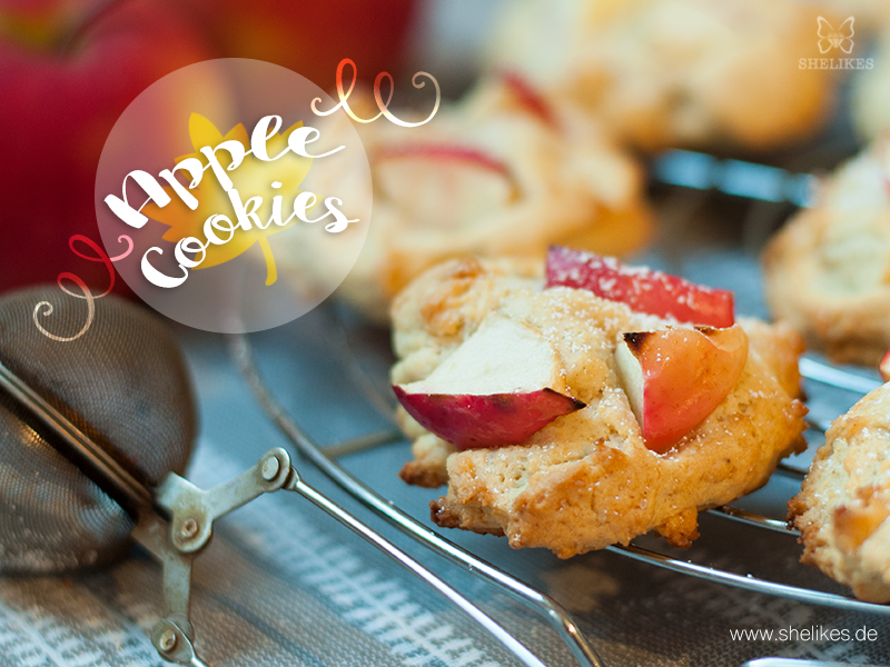 Hello Fall – Apple Cookies