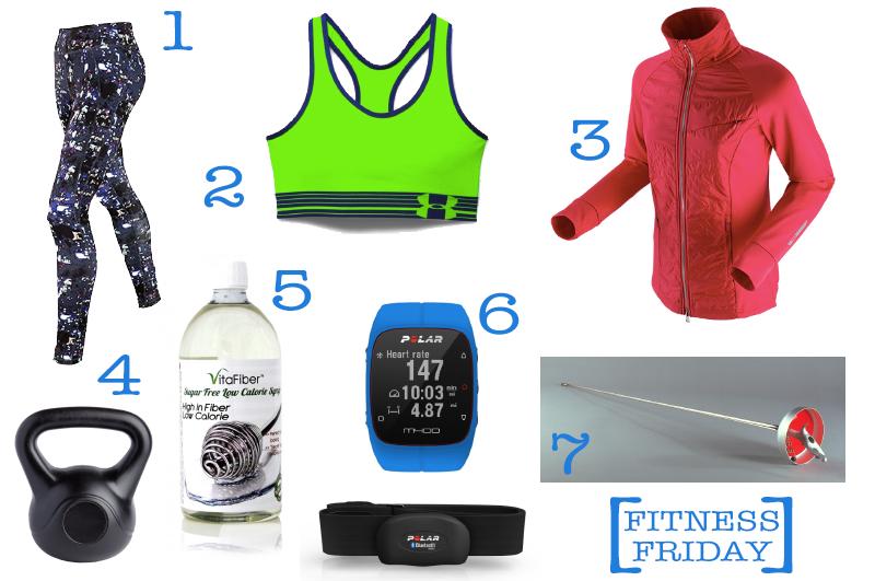 [Fitness Friday] Sportliche Wunschliste